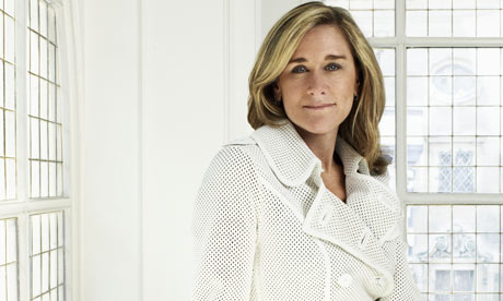 Angela Ahrendts - Chief Executive Officer Burberry