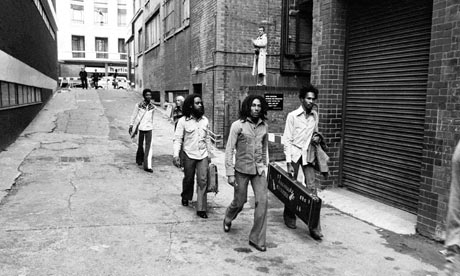 Rock photography: Bob Marley