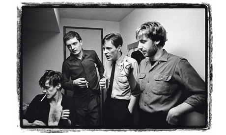 Rock photography: Joy Division