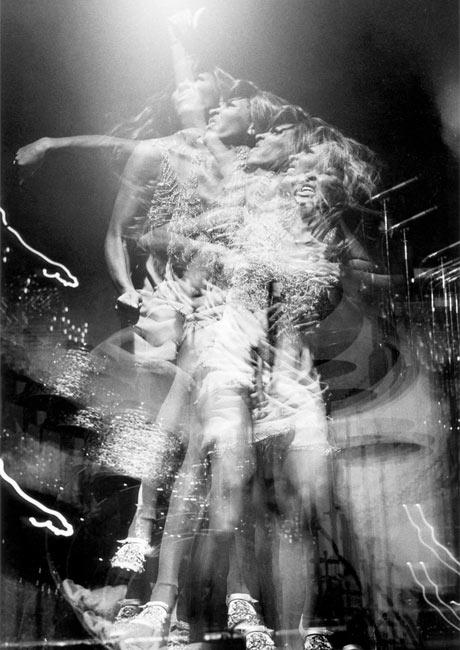 Rock photography: Tina Turner