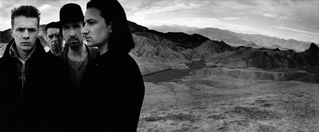 Rock photography: U2