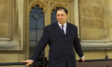 Ivor Caplin MP.