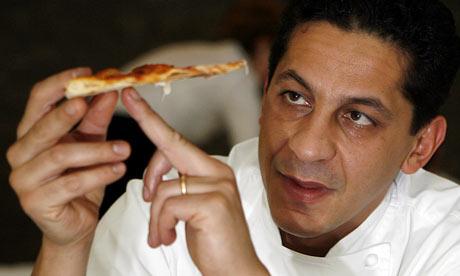Francesco Mazzei pizza