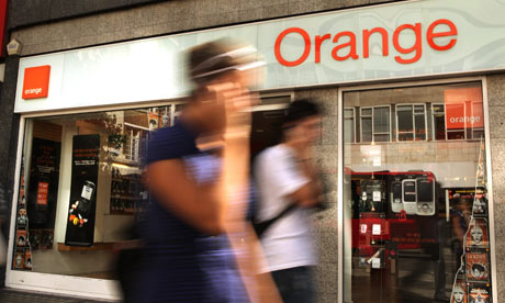 Q&A: T-Mobile and Orange merger