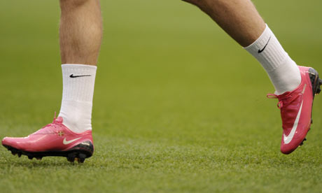 football boots pink. pink Nike football boots