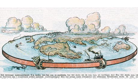 Flat world image links tv tropes old maps and other art gumiabroncs Gallery