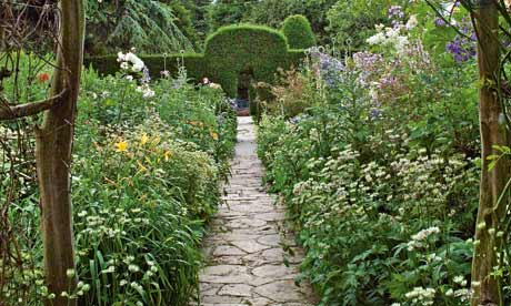 Garden paths on gardens the end of the beaten track life and style the