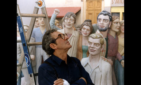 Raymond Mason (sculptor) Raymond Mason obituary Art and design The Guardian