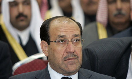 Iraq's PM leads in early Baghdad vote count