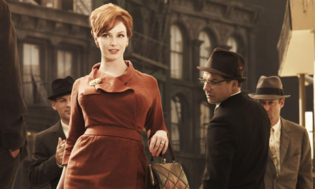 Joan Harris (Christina Hendricks) in Mad Men