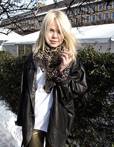 face hunter copenhagen: Kamilla, 19, model