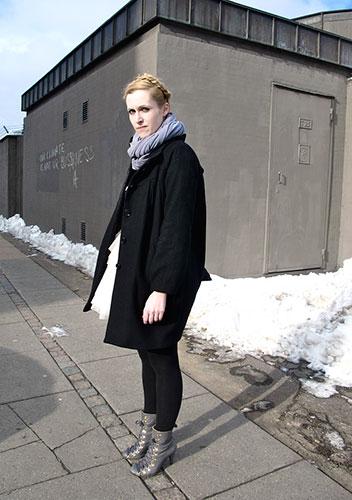 face hunter copenhagen: Anna, 27