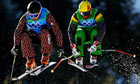 ski-cross Davey barr errol kerr