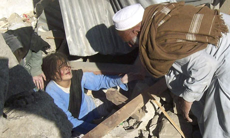 Bomb blast in Pakistan