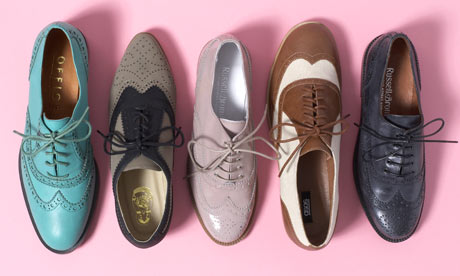 Something for the weekend: Brogues