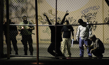 killings in mexico. the US-Mexico border last