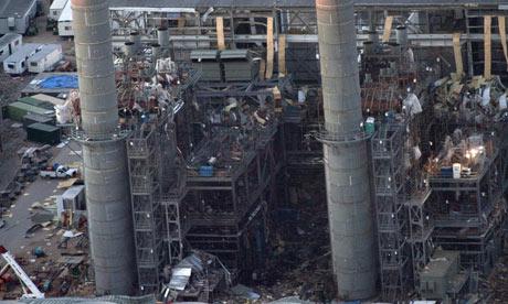 Massive Explosion At Connecticut Power Plant
