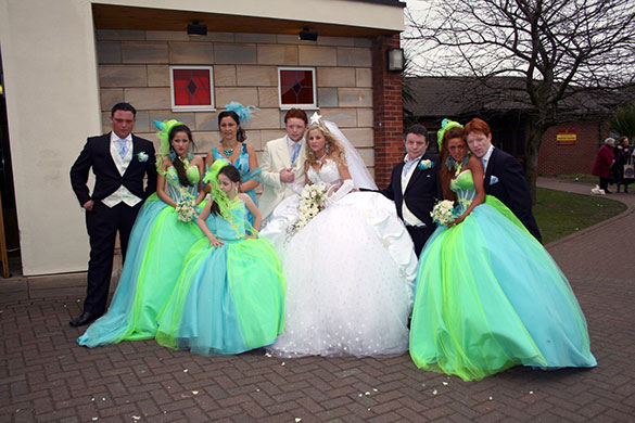 Big Fat Gypsy Weddings S01E01 Born to Be Wed