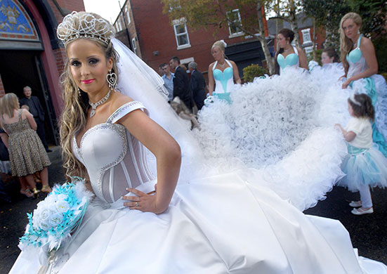 big fat gypsy weddings Gypsy campaigners have lost their high court challenge over ofcom's handling  of their complaint about the big fat gypsy wedding television.