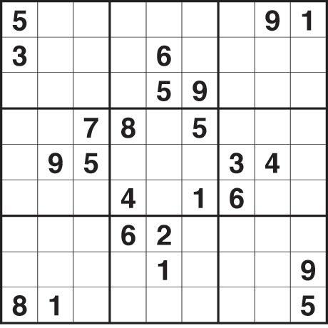 Hard Sudoku Puzzles To Print Hard Sudoku Printable:...