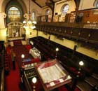The Manchester Jewish Museum, based in a former Spanish and Portuguese synagogue.