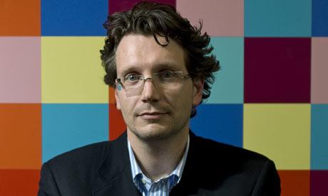 Erik Huggers, the BBC technology chief