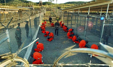 Camp X-Ray, Guantánamo