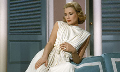 Grace Kelly: On the Set of