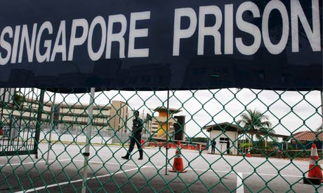 Heroin smuggler challenges Singapore death sentence | World news ...