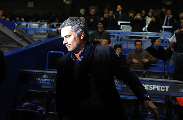 Chelsea v Inter: Mourinho is back at Stamford Bridge