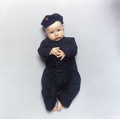 Baby dictators: Chairman Mao