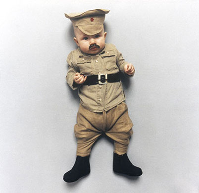 Baby dictators: Josph Stalin