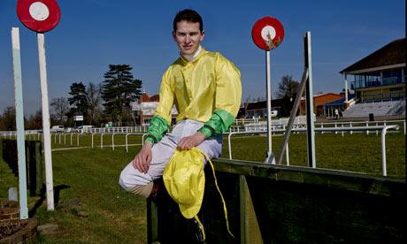 Jockey Nicky Mckay