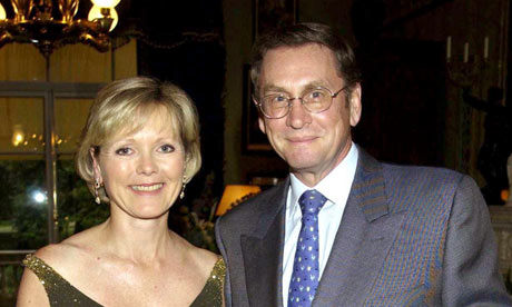 Lady and Lord Ashcroft