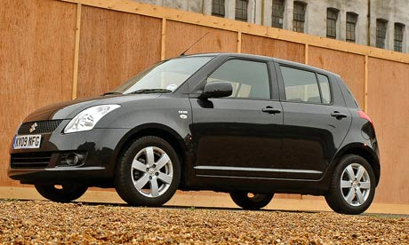 on the road suzuki swift 1 3 sz3 ddis technology the guardian. Black Bedroom Furniture Sets. Home Design Ideas
