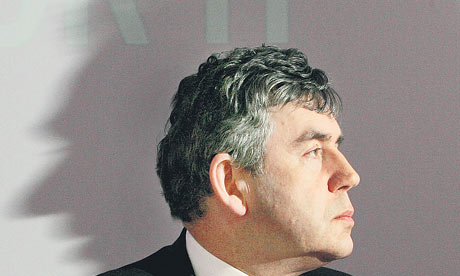Gordon Brown in 2005