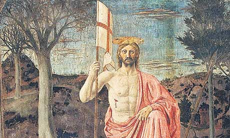 piero della francesca's resurrection
