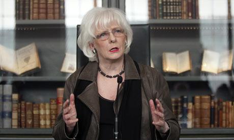 Iceland's Prime Minister Johanna Sigurdardottir