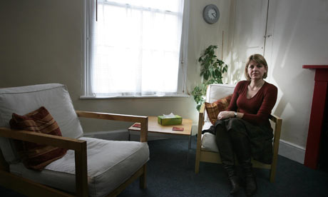 Paula Hall: 'Counselling is often a really good laugh … especially during ...