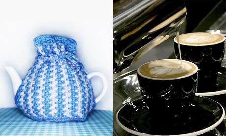 Tea v Coffee