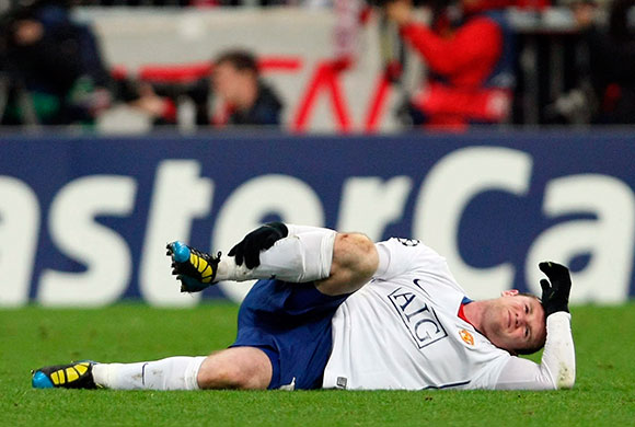 Match Highlights: Wayne Rooney (Manchester United) vs Bayern Munich