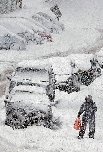 Resultado de imagen de Escocia Snow