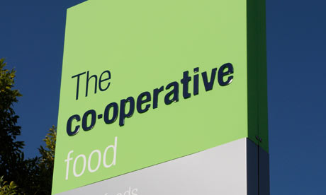 The Co-operative.