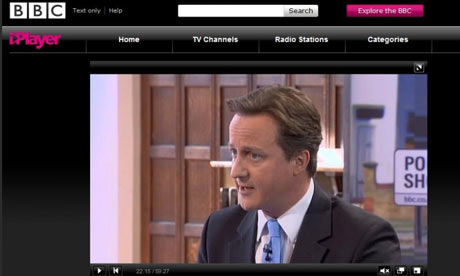 David Cameron on the Politics Show