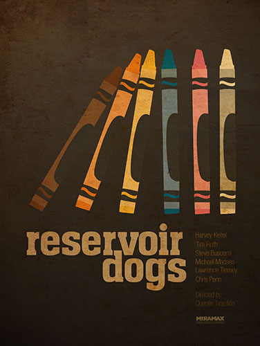Ibraheem Youssef posters: Reservoir Dogs