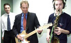 Tony Blair Guitar politics