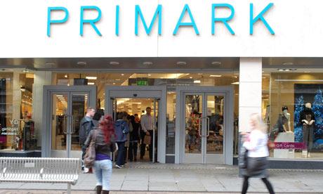 Primark accused of exploiting children