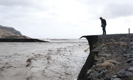 iceland volcano eruption 2010. Iceland volcano floods