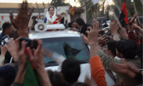 assassination of benazir bhutto Benazir bhutto's death has created waves of sympathy among her supporters as benazir had won hearts.