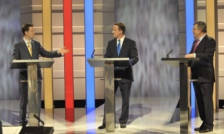 Leaders' televised debate.